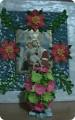 Картина, панно, рисунок Квиллинг: К светлой Пасхе!  Бумага Пасха.