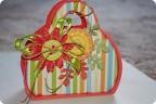 Подарочная сумочка своими руками