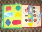 Вязаные книжки для малышей своими руками