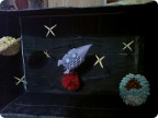 Модульное оригами - Космос-1.