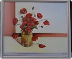 """Картина, панно, рисунок Рисование и живопись:  """"Маки """" Краска.  Фото 1."""