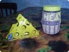 Бочонок для меда своими руками из пластиковой бутылки 94