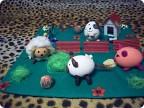Поделки животных в детский сад 77