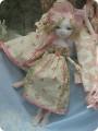 Мастер-класс по созданию текстильной куклы.