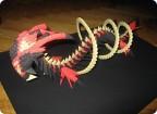 Схемы дракона.  P.S.Более понятных не нашёл.