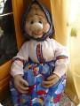 Кукла для кукольного театра своими руками бабушка