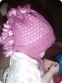 Гардероб Вязание крючком Вязание спицами Теплые шапочки на осень Пряжа фото 1.