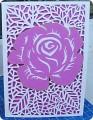 Ажурные открытки розы с днем рождения своими руками 23