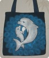 А это сумочка на заказ для девочки с нашего форума.