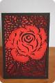 Ажурные открытки розы с днем рождения своими руками 1