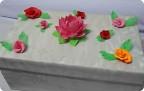 Декор предметов Поделка изделие Квиллинг Оригами Вторая жизнь обувной коробки Бумага Бумажные полосы Клей фото 1.