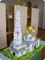 Свято-Троицкий Собор Оригами модульное.