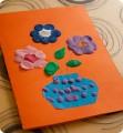 Как сделать поделку из пластилина для мамы