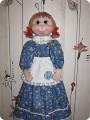 Источник. кукла пакетница Шитьё. пакетница.  Страна мастеров.  Автор.