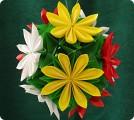 Расцветающая Электра по MaryBond Размеры, схема и МК сдесь , золотые руки MaryBondСтарался на подарок по напористым...