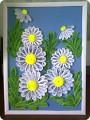 Поделка для акции белый цветок