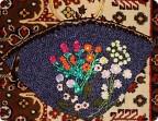 Мастер-класс Вышивка: МК.Розы.Вышивка атласными лентами Ленты 8 марта.