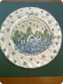 зимние поделки из папье-маше грация