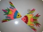 Модульное оригами - Рыбки-5.