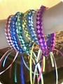 Поделки с ленточками плетение