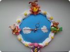 Арт-часы купить в интернет-магазине развивающих игрушек