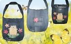 Шьем Джинсовая сумка Кот на поляне - шитье.