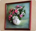Цветочный натюрморт Страна Мастеров