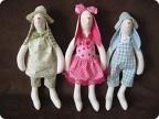 Куклы кролики сшитые своими руками