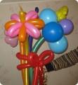 Маленькие воздушные шарики поделки