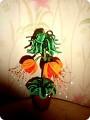 Поделка изделие День рождения Бисероплетение Императорская корона или Солнечный рябчик Бисер фото 1.