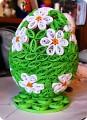 Пасхальные яйца своими руками из квиллинга для начинающих