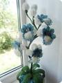 Бисероплетение схемы цветы орхидея мастеркласс ru.