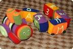 Игрушка Вязание крючком Мои первые вязанные игрушки Нитки фото 1.