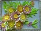 Квиллинг шикарные цветы - 2015 год фото #2.  Очень красивые работы в технике квиллинг - Subscribe.Ru.