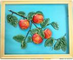 Поделка к яблочному спасу