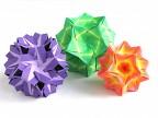 твистеры в оригами