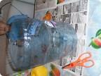 Как выпрямить пластиковую бутылку