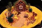 Сделать осеннюю поделку своими руками в детский сад пошагово