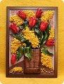 Тюльпаны из соленого теста своими руками пошаговая инструкция 95