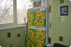 Как сделать декупаж из салфеток на холодильнике