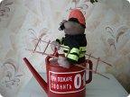 Поделки к пожарной ярмарке