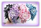 Плетение из атласных лент - очень интересный вид рукоделия. .  Многие девочки плетут яркие и.