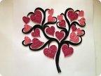 Как сделать дерево любви своими руками из бисера