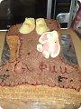 Торт для дочки своими руками рецепт с