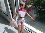 Как сделать кукле спортивный костюм