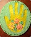 Поделки из тесто для детей 4-5 лет