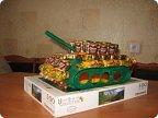 Подарок для танкиста на день рождения 54