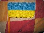Поделки с флагом украины