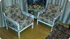 Кресла. Вторая жизнь