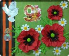 14704_img_20190508_075433 Тюльпаны из гофрированной бумаги своими руками, 3 мастер-класса